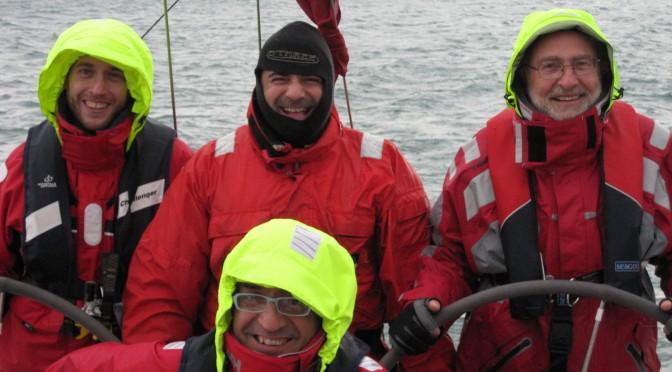 RYA Offshore safety Course 20-21 de Febrero 2010 (Gibraltar, 2ª parte)